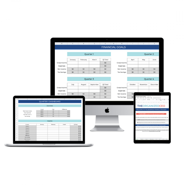 Business Finance Tracker